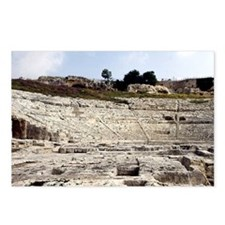 Greek theatre of Syracuse Postcards (Package of 8)