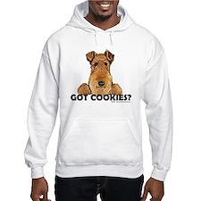 Irish Terrier Cookies Hoodie