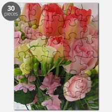 Bride's Bouquet Puzzle