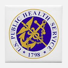 USPHS Tile Coaster