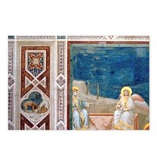 Resurrection of Christ by Postcards (Package of 8)