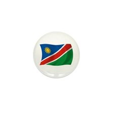 Namibia Flag Mini Button (100 pack)
