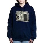 Vintage Camera Women's Hooded Sweatshirt