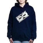 Razor Blade Women's Hooded Sweatshirt
