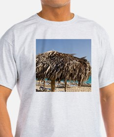 Cuba. Beach at Sol Cayo Santa Maria  T-Shirt