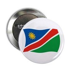 "Namibia Flag 2 2.25"" Button (100 pack)"