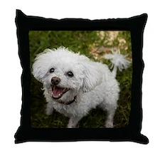 Cute Sophie Throw Pillow