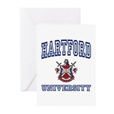 HARTFORD University Greeting Cards (Pk of 10)
