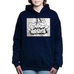 Intellect Women's Hooded Sweatshirt