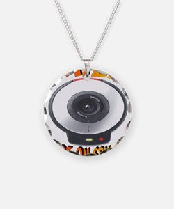Smile! You're on Spy Cam! Necklace