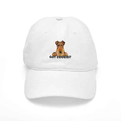 Lakeland Terrier Cookies Cap