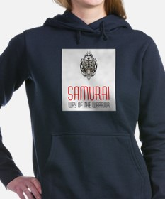 Samurai - Way Of The Warrior Women's Hooded Sweats