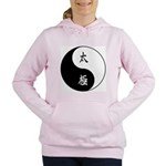 Taiji Women's Hooded Sweatshirt