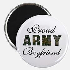 "Proud Army Boyfriend 2.25"" Magnet (10 pack)"