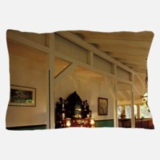 Caribbean, Martinique, Habitation LaGr Pillow Case