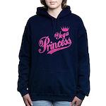 Yoga Princess Women's Hooded Sweatshirt