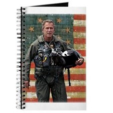 George W. Bush Patriotic Journal