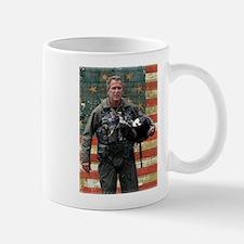 George W. Bush Patriotic Mug