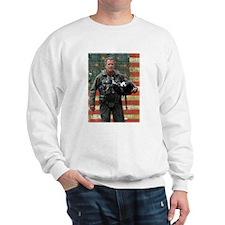 George W. Bush Patriotic Sweatshirt