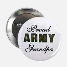 Proud Army Grandpa Button