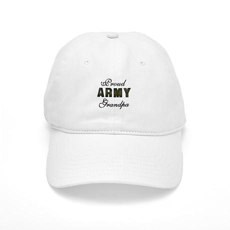 Proud Army Grandpa Cap