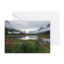 Portage Valley, Kenai Pe Greeting Cards (Pk of 20)
