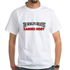 """The World's Greatest Casino Host"" Shirt"