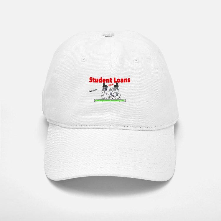 Student Loans Suck Baseball Baseball Baseball Cap
