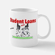 Student Loans Suck Mugs
