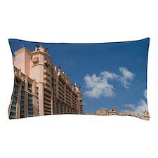 Exerior view of Atlantis Resortu, Exer Pillow Case
