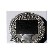 Roman coin. Mark Antony. Picture Frame