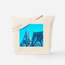 New Zealand, Christchurch. Christ's Churc Tote Bag