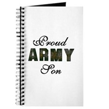 Proud Army Son Journal