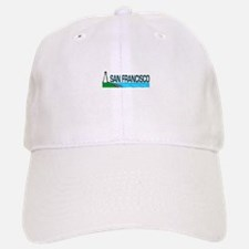 San Francisco, California Baseball Baseball Cap