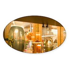 Coffee Museum & RoastersTerre, Vieu Decal