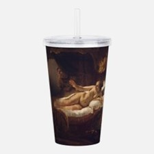 Rembrandt Danae Acrylic Double-wall Tumbler
