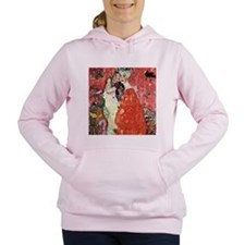 Gustav Klimt Girlfriends Women's Hooded Sweatshirt