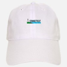 Connecticut Ligthouse Baseball Baseball Cap