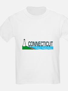 Connecticut Ligthouse T-Shirt