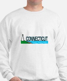 Connecticut Ligthouse Sweatshirt