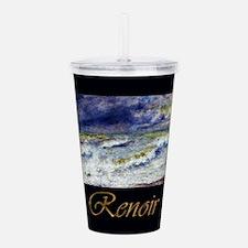 Renoir Seascape Acrylic Double-wall Tumbler