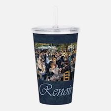 Renoir Acrylic Double-wall Tumbler