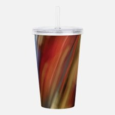 Surreal Stripes Acrylic Double-wall Tumbler