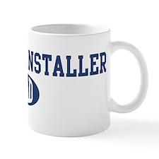 Drywall Installer dad Mug