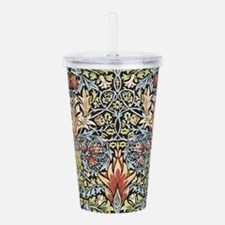 William Morris Acrylic Double-wall Tumbler