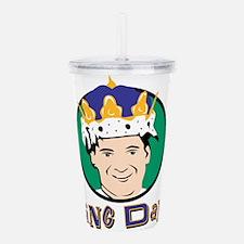 King Dad Acrylic Double-wall Tumbler