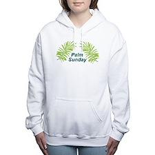 Palm Sunday Women's Hooded Sweatshirt