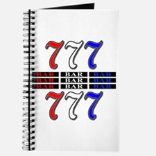 Red, White and Blue Slots Journal