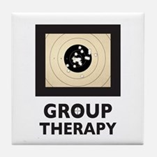 Group Therapy Tile Coaster