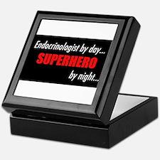 Cute Endocrinology Keepsake Box